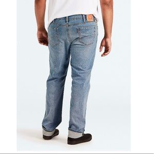 Levi's 541 Jeans Big and Tall athletic-Taper 66x34